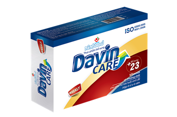 Davin care weekly